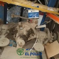EJE COMPLETO IVECO ROCKWELL 180E