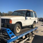 #965 Land rover discovery
